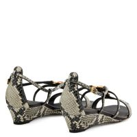 ADELAIDE - Grey - Sandals