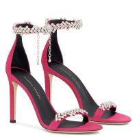 RAISSA - Fuxia - Sandals