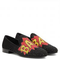 G BUBBLE - Black - Loafers