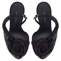 MILONGA - Black - Sandals
