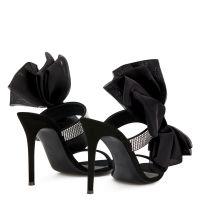 AMABEL BOW - Black - Sandals