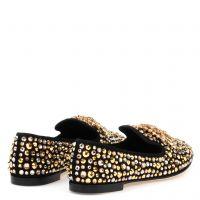 ROLANDA - Black - Loafers