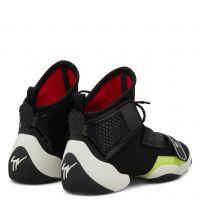 LIGTH JUMP MT1 - Black - High top sneakers