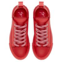 BLABBER - Red - Low top sneakers