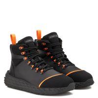 URCHIN - Black - High top sneakers