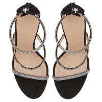 HARMONY STRASS - Black - Sandals