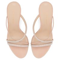 CROISETTE CRYSTAL - Pink - Sandals