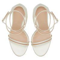CATIA - White - Sandals