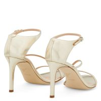 RIVIÈRE - Gold - Sandals