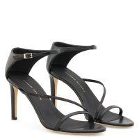 RIVIÈRE - Black - Sandals
