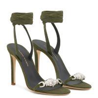 THAIS - Green - Sandals