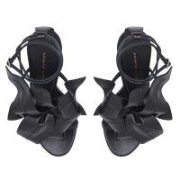 LILIUM - Black - Sandals
