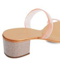 AURELIA 40 - Silver - Sandals