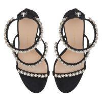 HARMONY COMETA - Black - Sandals