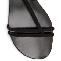 DANSE DU FEU - Black - Sandals