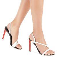 POLINA - White - Sandals