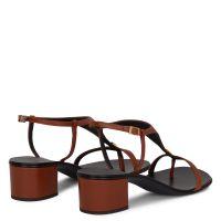 KATHARINA - Brown - Sandals