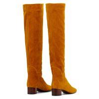 CLELIA - Yellow - Boots