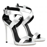 ELLIE - Silver - Sandals