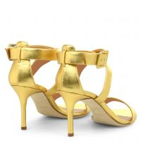 ELLIE - Gold - Sandals