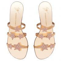 ANYA STAR - Gold - Flats