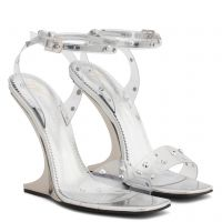 PICARD SHINING - White - Sandals