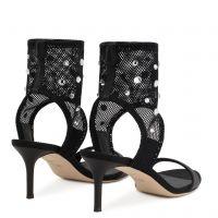 AGNES - Black - Sandals
