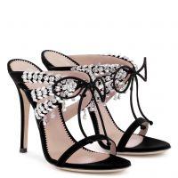 MADELYN - Black - Sandals