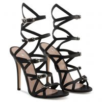 CARLOTTA - Black - Sandals