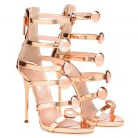 MICOL - Gold - Sandals