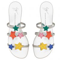 ANYA STAR - Multicolore - Talons Plats