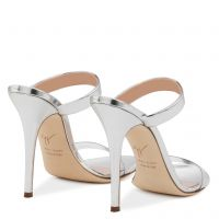 NEW DARSEY - Silver - Sandals