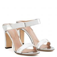 ALIZÉE - Silver - Sandals