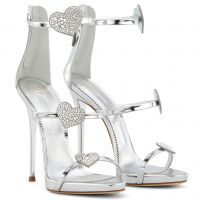 HARMONY LOVE - Silver - Sandals