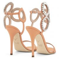 KASSIE CRYSTAL - Pink - Sandals