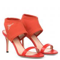 AGNES - Red - Sandals