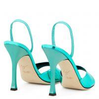 KELLEN - Green - Sandals