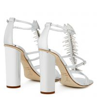SLIM - Silver - Sandals