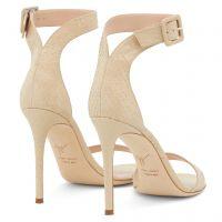 NEYLA - Beige - Sandals