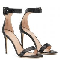 NEYLA - Black - Sandals