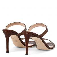 CALISTA - Brown - Sandals