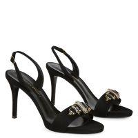 VERBENA - Black - Sandals