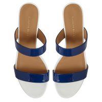 SARITA - Blue - Sandals