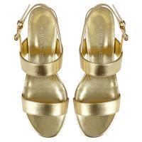 SARITA - Gold - Sandals