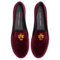 DALILA - Bordeaux - Loafers