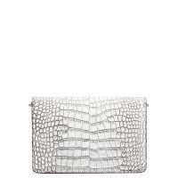 BELINDA DOUBLE - Silver - Clutches
