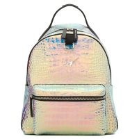 BUDDY - Silver - Backpacks