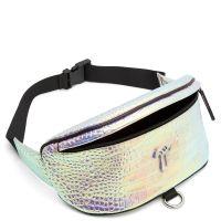 MIRTO - Silver - Belt packs