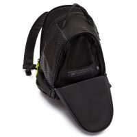 MACK BLACK - Black - Backpacks