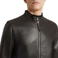 OSCAR - Marron - Jackets